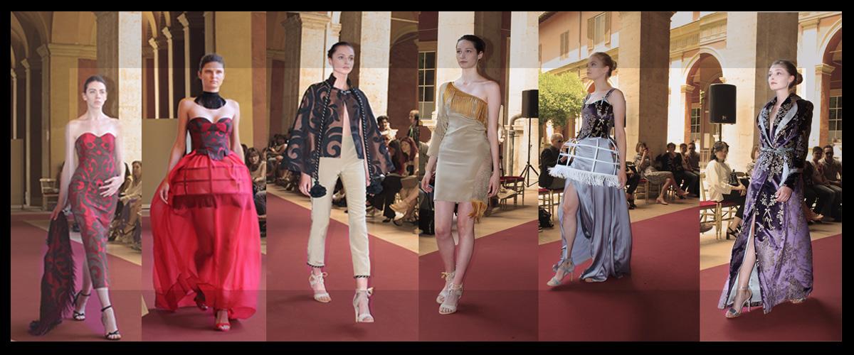 Collezione Haute Couture F/W 2018-19 di Asia Neri by Irene Mattei